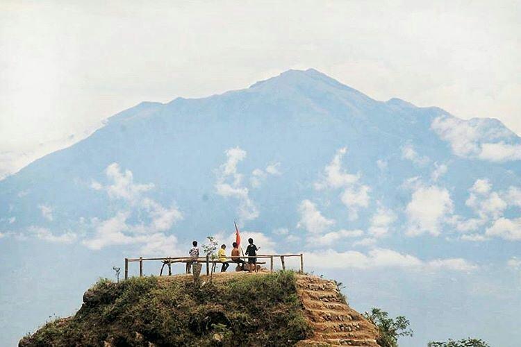 gunung jaran foto dari @puputpriambodo