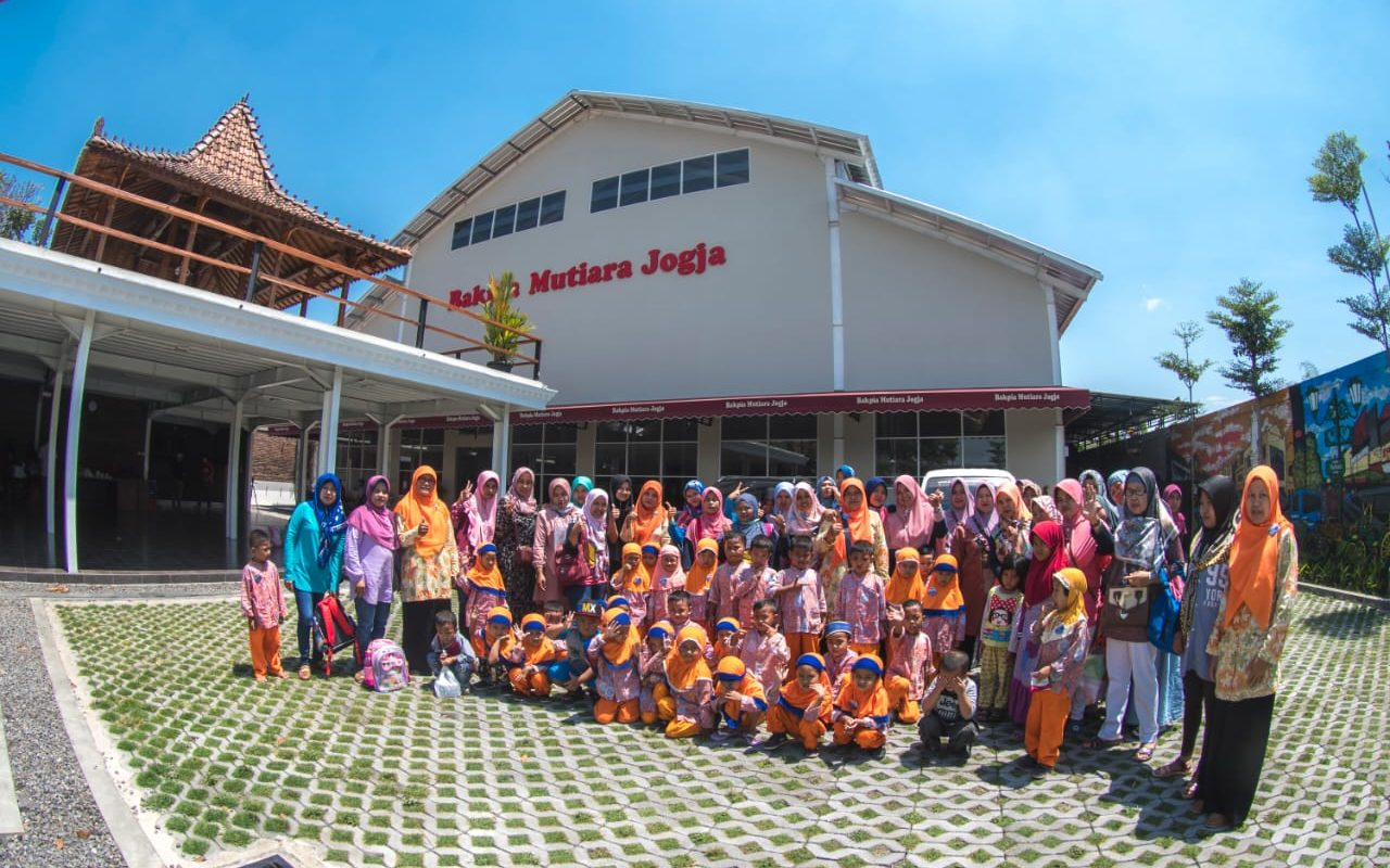 Wisata Edukasi Bakpia Di Yogyakarta Bakpia Mutiara Jogja